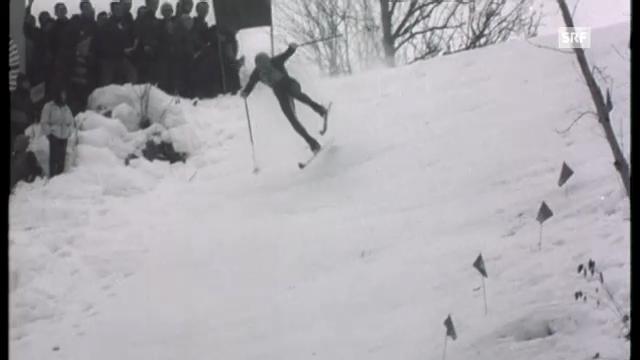 1967: Totaler Triumph für Killy