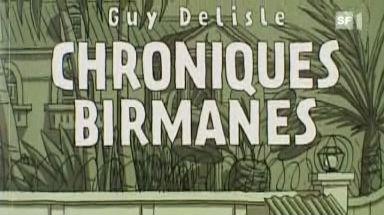 Video «Guy Delisle» abspielen