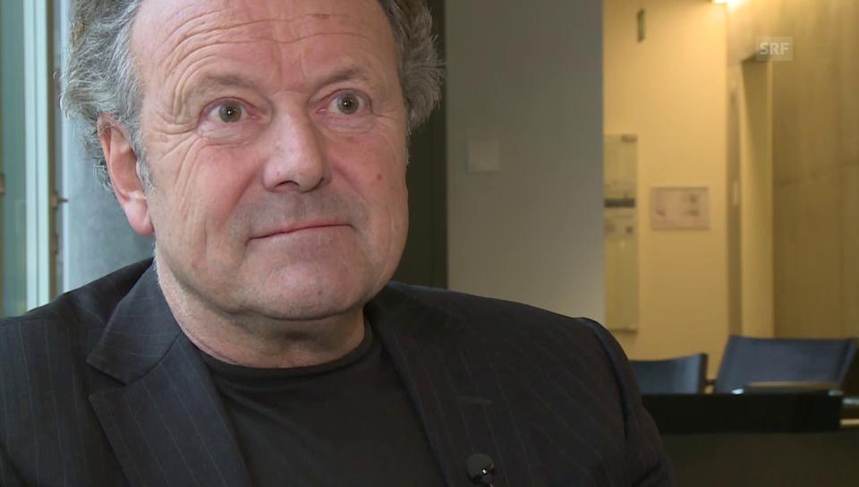 Interview mit Mark Pieth, Geldwäscherei-Experte