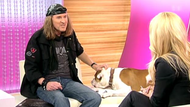 Video «g&g weekend mit Gast Chris von Rohr» abspielen