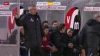 Video «Fussball: Cup, Achtelfinals Muttenz - Basel» abspielen