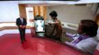 Video «Tuberkulose | Luxus-Uhren | Fokus: Frankreich-Wahlen» abspielen