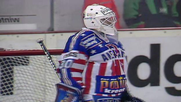 Video «Spengler Cup 1996: American Rochesters - Jokerit Helsinki» abspielen