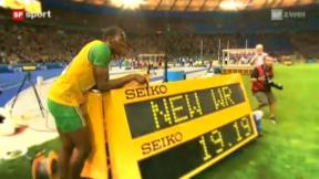 Video ««Tscheggsch de Pögg»: Leichtathletik» abspielen
