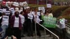 Video «Umweltverbänden platzt auf Klimakonferenz der Kragen» abspielen