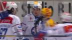 Video «ZSC gewinnt in Lugano diskussionslos» abspielen