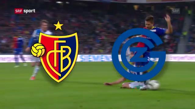Fussball: Vor dem Cupfinal Basel-GC
