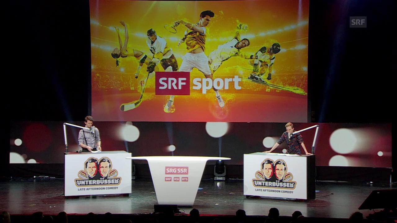 UnterBüsser: Olympische Winterspiele