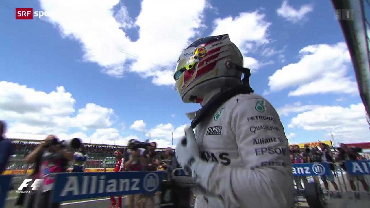 Formel 1: GP Silverstone, Qualifying