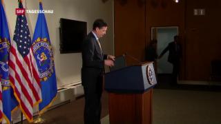 Video «Affäre Clinton» abspielen
