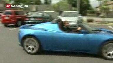 Video «Elektroauto steht vor Markteinführung» abspielen