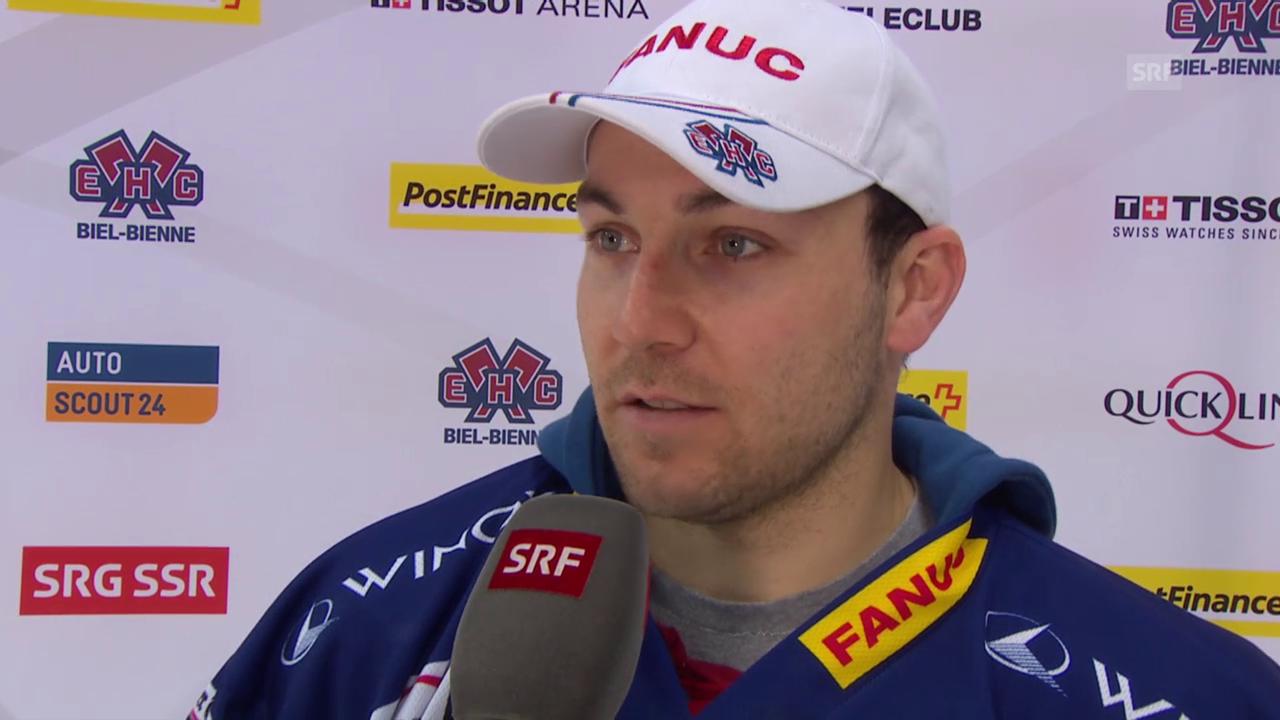 Mathieu Tschantré: «Wir müssen auf den 10. Rang hinarbeiten»