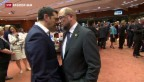 Video «Keine Einigung im griechischen Schuldendrama» abspielen