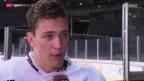 Video «Eishockey: Die ZSC Lions vor dem Saisonstart» abspielen