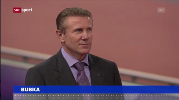 Video «Bubka will IOC-Präsident werden» abspielen