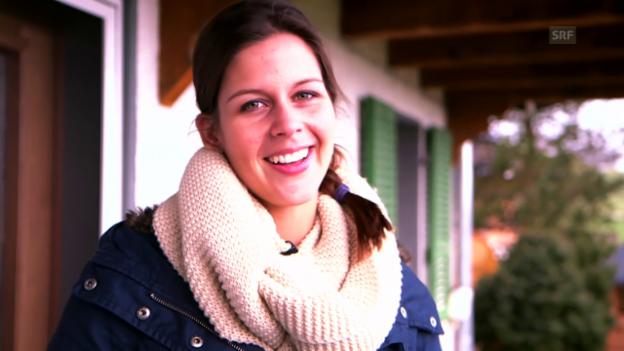 Video «Projekt Theaterbühne mit Melanie Oesch» abspielen