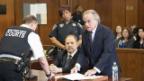 Video «Neue Anklagepunkte im Fall Harvey Weinstein» abspielen