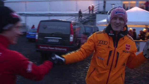 Video «Skifliegen: Durchgänge 3 und 4 abgesagt («sportlive», 15.3.14)» abspielen