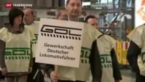 Video «Deutschland wird zum Streikland» abspielen