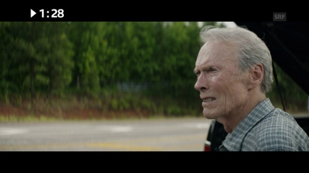Video «Kinostart: «The Mule»» abspielen