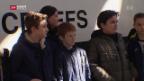 Video «Premiere im Gotthard» abspielen