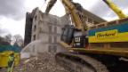 Video «Mit recyclebarem Beton gegen Ressourcenknappheit» abspielen