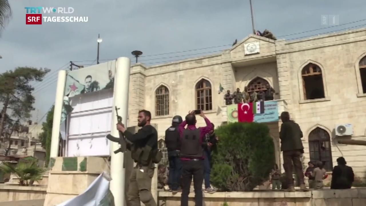 Feldzug gegen Kurden