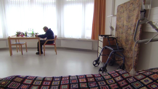 Akutgeriatrie - Das Aufbauprogramm nach der Behandlung