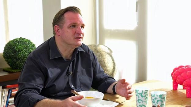 Serie: Business Lunch – 1. Teil mit Ralph Frehner
