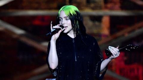 «The World's a Little Blurry»: Ein Dokfilm bringt den Popstar Billie Eilish nahe