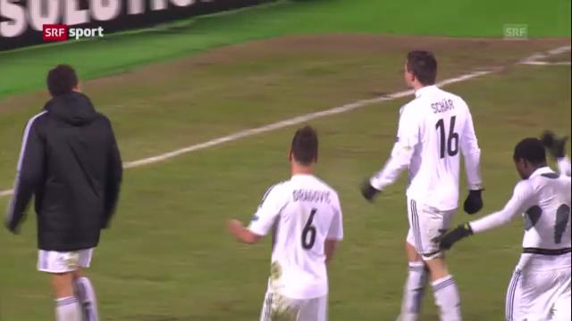 Fussball: Zenit - Basel