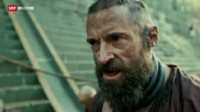Video ««Les Misérables» auf Oscar-Kurs» abspielen