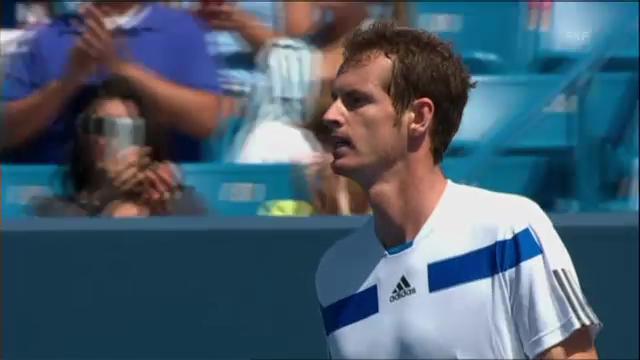Andy Murrays Matchball