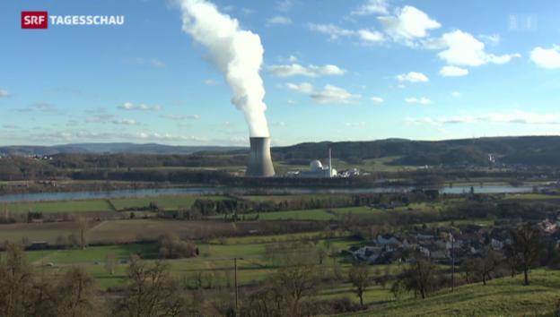Video «Kompromiss beim Atomausstieg» abspielen