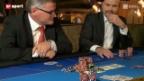 Video «Unihockey: Das Pokerface auf der Trainerbank» abspielen