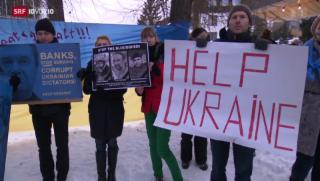 Video «Gewalt in der Ukraine» abspielen