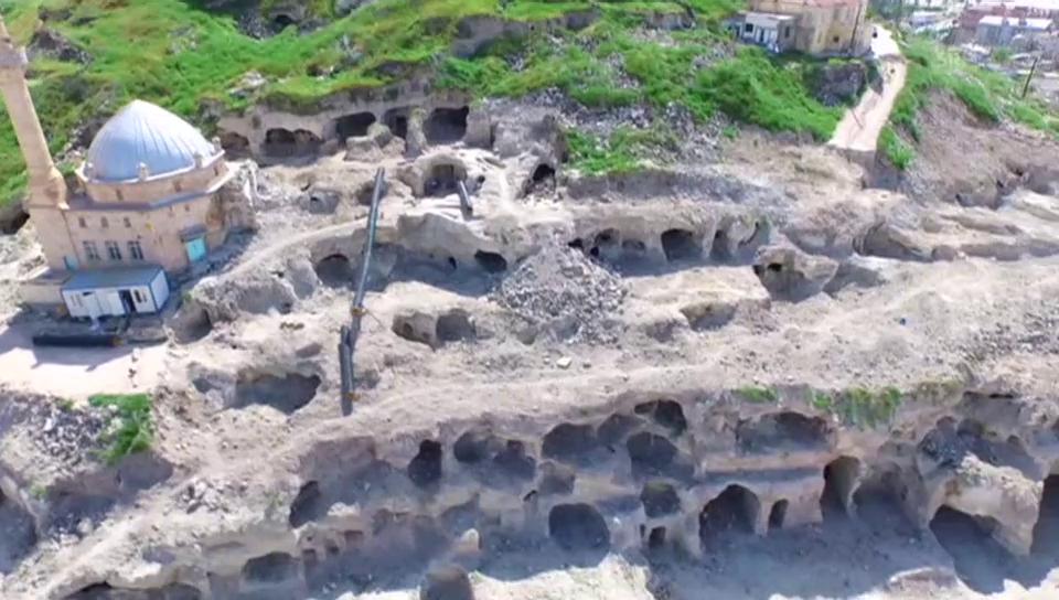Reise durch die antike Stadt unter der Erde (unkomm.)