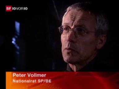 Tatort Bundeshaus: Peter Vollmer packt aus