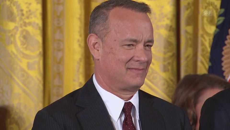 Ehre für Tom Hanks
