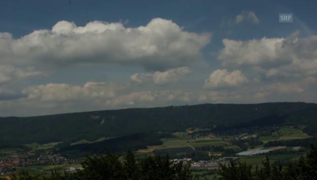 Video «Blubbernde Quellwolken» abspielen