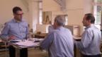 Video «Vom LKW-Mechaniker zum Schulmöbel-Hersteller» abspielen