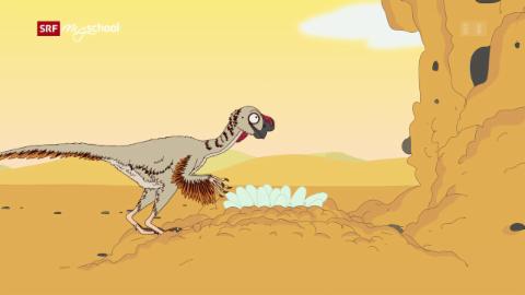 Ralph und die Dinosaurier: Citipati (3/26)