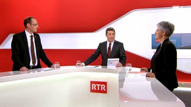 Laschar ir video «Svizra Rumantscha vom 04.03.2012»