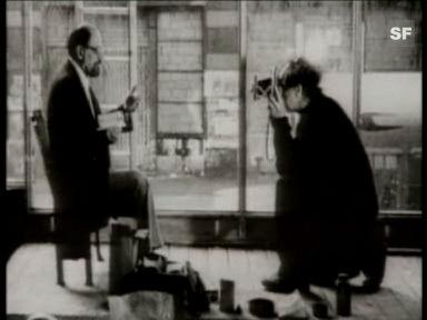 Robert Frank: Ein Porträt des Fotografen