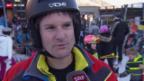 Video «Hochbetrieb auf Skipisten» abspielen