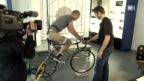 Video «Tret-Analyse: Besser und gesünder Velo fahren» abspielen