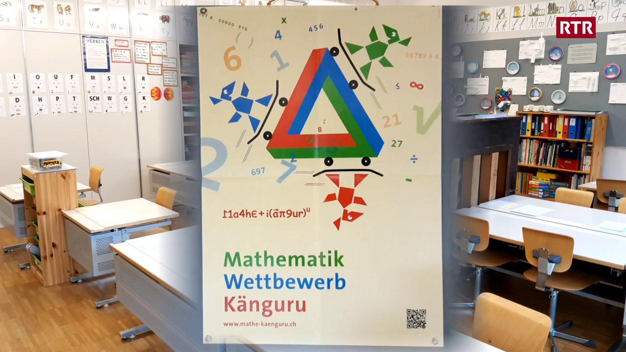 Känguru - in test da matematica internaziunal