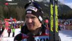 Video «Cologna übernimmt Führung der Tour de Ski» abspielen