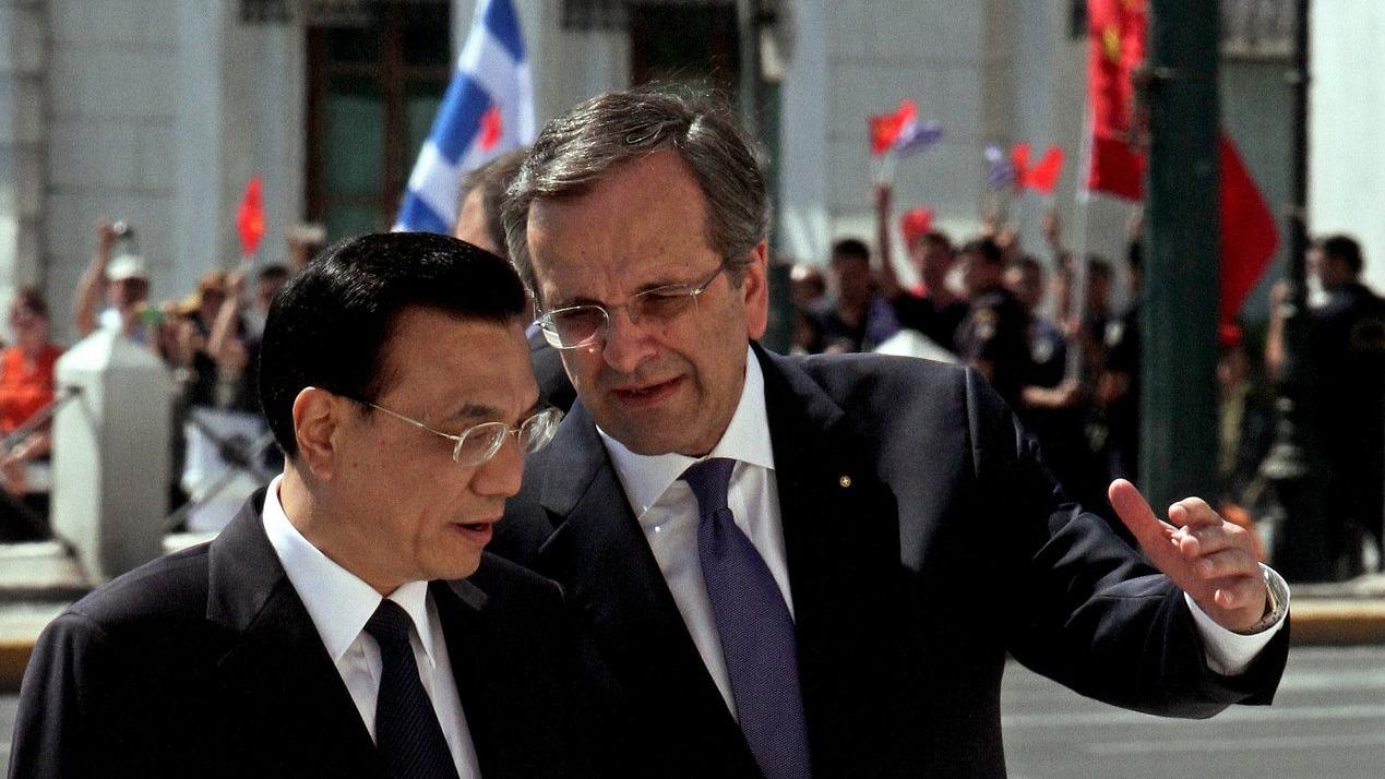 China investiert in Griechenland