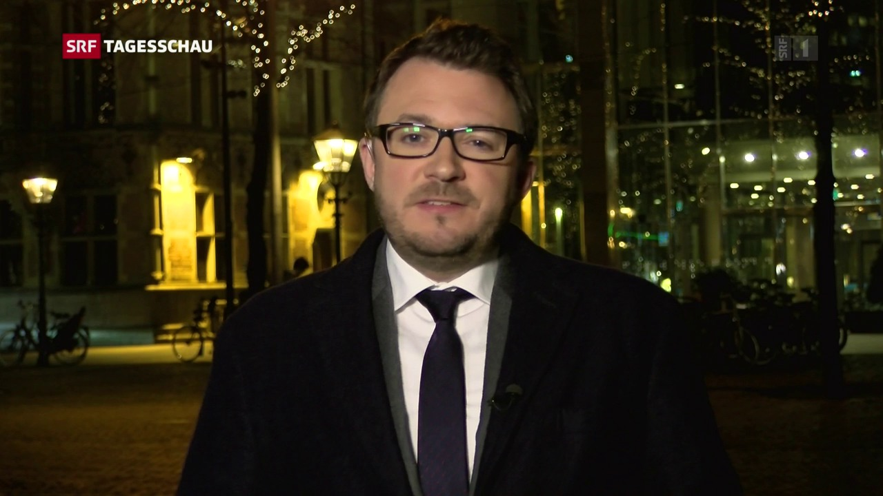 Korrespondent Ramspeck: «Wilders Forderungen gingen zu weit»